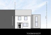 Erweiterung eines Einfamilienwohnhauses
